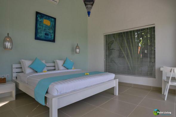 Guestroom of Villa Zoubi North Bali